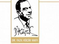 Dr. Fazıl Küçük Vakfı, tartışmalardan üzüntü duyduğunu açıkladı