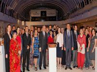 Cumhurbaşkanı, 3. Uluslararası Pişmiş Toprak Sempozyumu'na katıldı