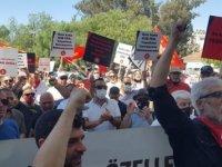 EL-SEN Eylem Yapıyor: Arıklı İstifa!
