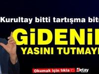 """Arıklı'dan  Zaroğlu'na: """"Kalırsa seviniriz, giderse de kimsenin arkasından yas tutmayız"""""""