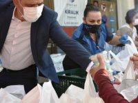 LTB'nin İftar Yemeği Dağıtımları Tamamlanıyor