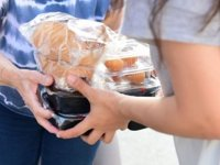 LTB'nin iftar yemeği dağıtımları tamamlanıyor