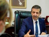 """Ertuğruloğlu: """"Cenevre görüşmeleri Kıbrıs konusunda bir dönüm noktasıdır"""""""
