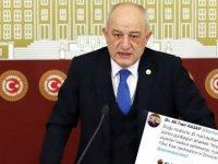 """Erdoğan'ın """"İsrail'e ihtiyacımızın olduğunu kabul etmemiz lazım"""" sözlerini hatırlatan CHP'li vekilin Twitter hesabı askıya alındı"""