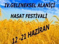Grup Yorum, 4. Alaniçi Hasat Festivali'nde