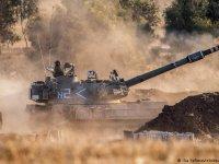 İsrail, Gazze'yi karadan ve havadan vurmaya devam etti; hayatını kaybeden Filistinlilerin sayısı 100'ü aştı