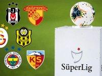 İlk yarılar sona erdi | Beşiktaş, Galatasaray ve Fenerbahçe, şampiyonluk için sahada!