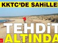 KKTC Sahilleri Tehdit Altında!
