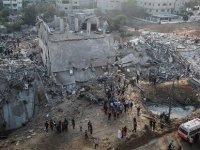 Gazze'de 41'i çocuk, 23'ü kadın 145 Filistinli hayatını kaybetti, 1100 kişi yaralandı