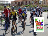 Erülkü'den okullara 200 bisiklet