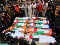 İsrail Ordusu: Müzakere etmeden önce Gazze'yi daha çok bombalamalıyız