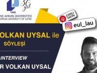 Ünlü şef Uysal, LAÜ Gastronomi öğrencilerine deneyimlerini aktaracak