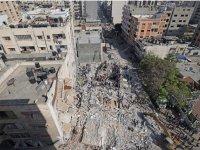 İsrail, Hamas liderinin Gazze'deki evini yıktığını iddia ediyor
