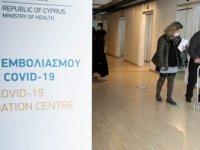 Güney Kıbrıs'ta Nüfusun Yüzde 44'ü Aşılandı