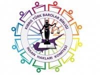 Barolar Birliği:Homofobi, Transfobi ve Bifobi değil, insan hakları mücadelesi kazanacak