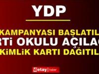 YDP MYK'sından Yeni Adımlar