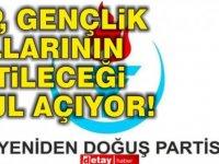 YDP Parti Okulu Açıyor!