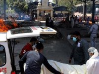 Hindistan'da Kovid-19 Salgınında 4 Bin 329 Can Kaybıyla En Yüksek Günlük Ölüm
