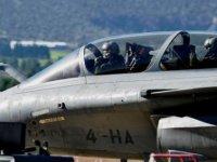 Güney Kıbrıs – Fransa Ortak Askeri Hava Tatbikatı Bugün Başlıyor