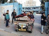 """BM:"""" İsrail'in Gazze'ye Saldırıları Sonucu En Az 52 Bin Kişi Yerinden Edildi"""""""
