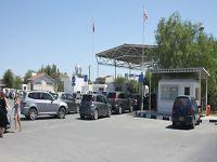 Metehan Sınır Kapısı'nda yeni düzenleme