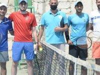 2021 Tenis ligi 2. hafta maçları oynandı