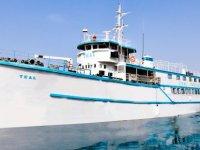 Girne Üniversitesi'ne ait TEAL gemisi, Bayındırlık ve Ulaştırma Bakanlığı iş birliği ile müze oluyor