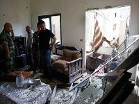 Beyrut'a roket saldırısı