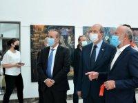 Güzel Sanatlar Şubat Sergisi YDÜ'de 20 Haziran'a kadar gezilebiilir