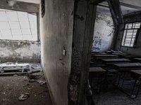 Esed rejiminden Ebrar kampında Mescit ve okula saldırı
