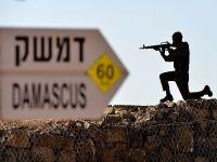 Golan Tepeleri'nde gerginlik hakim