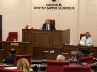 Meclis'te İvedilikler Ele Alındı