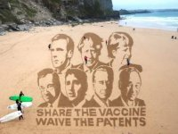 Covid aşısı: G7 liderlerine 'Aşıları paylaşın, teliften vazgeçin' çağrısı