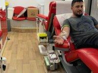 Güzelyurt'ta kan bağışı etkinliği