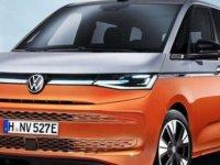 2022 Volkswagen T7 Multivan tanıtıldı