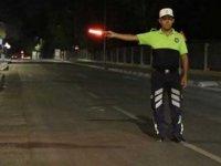 Polis Genel Müdürlüğünün haftalık trafik raporunu yayınladı