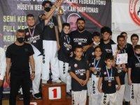 Kempo 1.Hüseyin Merthan Çakırlı Anı Şampiyonası Yapıldı
