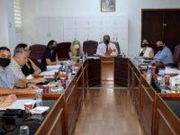 Cumhuriyet Meclisi İdari, Kamu ve Sağlık İşleri Komitesi Bugün Toplandı