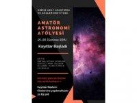 """""""Kıbrıs Uzay Araştırma ve Gözlem Enstitüsü"""" Faaliyetlerine Başladı"""