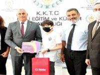 """""""Kıbrıs Öykülerini Büyükler Anlatıyor, Gençler Yazıyor"""" Telsim Kısa Öykü Yarışmasının Ödül Töreni Gerçekleştirildi"""