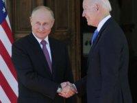 ABD Başkanı Biden ile Rusya Devlet Başkanı Putin'in görüşmesinin yankıları!