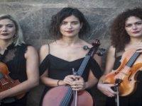 18. Kuzey Kıbrıs Müzik Festivali Myrrha Trıo Konseri İle Devam Ediyor