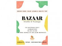 """GİGEM'de """"Crafts & Vintage Bazaar""""Etkinliği Düzenleniyor"""