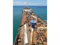 Gülseren Bölgesinde Karaya Oturan Tankeri Kurtarma Çalışmaları Başlatıldı