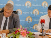 Gazimağusa Belediyesinde Toplu İş Sözleşmesi İmzalandı