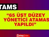 """KTAMS, Üst Düzey Yönetici Atamaları İle """"Partizanca"""" Sözleşmeli İstihdamlarını Eleştirdi"""