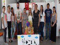 DAÜ öğrencileri Dünya Süt Günü kapsamında etkinlik gerçekleştirdi