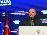 Erdoğan: İzmir'deki provokatif saldırıyı en şiddetli şekilde kınadık
