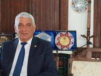 Özçınar, Muhtarlar Günü nedeniyle mesaj yayınladı