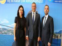 """İletişimde """"Türkiye açılımı""""nagüçlü destek"""